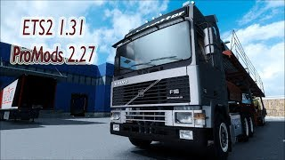 ETS2 1.31 | Promods 2.27 | Map Combo #2 | Download & Install