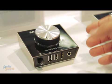 First Look M-Audio M-Track NAMM 2016