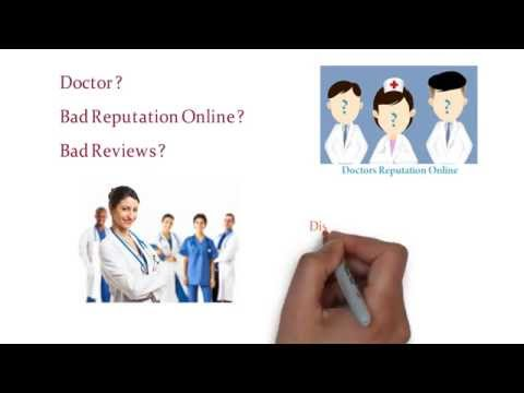 Online Reputation Management for Doctors with VybeReputation.com