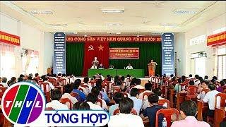 THVL | Đại biểu Quốc hội tiếp xúc cử tri huyện Mang Thít