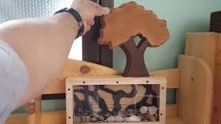DIY나무저금통