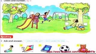 Unit 5 What is the ball Lesson 5 | Family and Friends 1