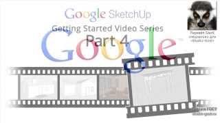 Уроки по SketchUp 8. Для начинающих. Урок 4