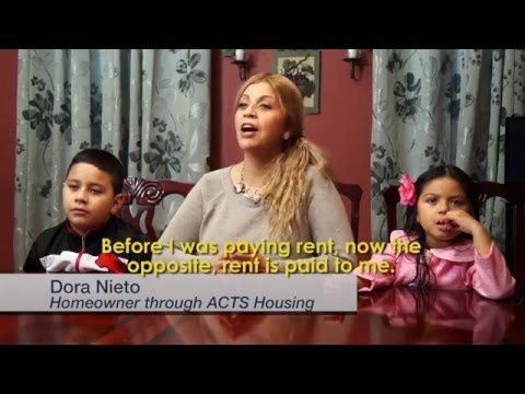 ACTS Housing's Foreclosure Reclamation Project