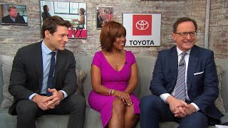 "Meet the new faces of ""CBS This Morning"""