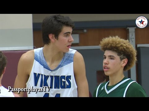 "Download Chino Hills TAKES DOWN 7'5"" GIANT!!! Matt Van Komen vs LaMelo Ball"