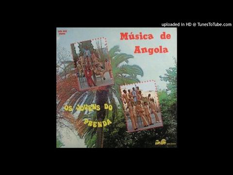 OS Jovens do Prenda: Música de Angola 🎼🎶🎤🎸🌍 (1984)