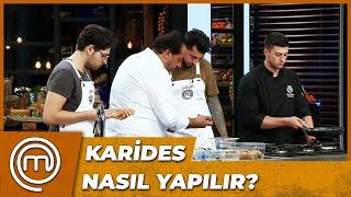 Download MEHMET ŞEF'TEN KARİDES EĞİTİMİ | MasterChef Türkiye 31. Bölüm