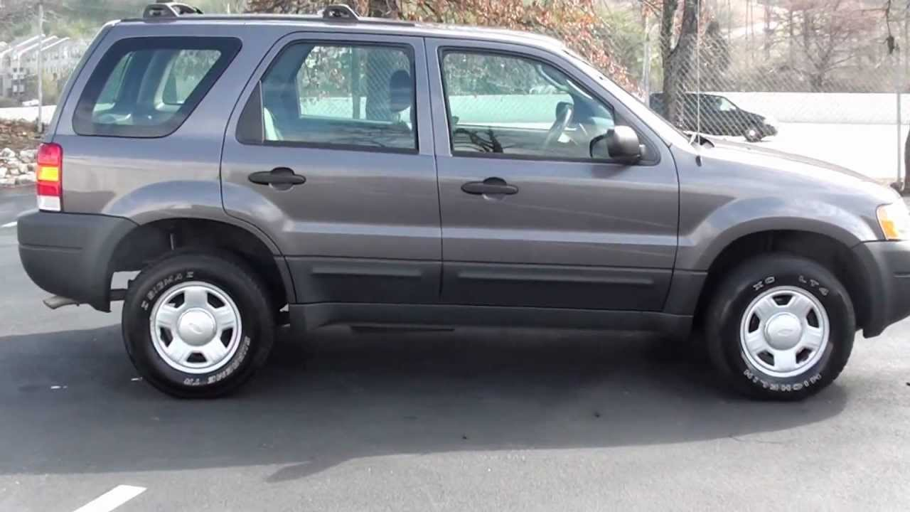 2003 ford escape xls front wheel drive stk 20566a www lcford com youtube