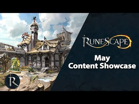 RuneScape Content Showcase - Player owned farms, Clans, Master Skillcape Perks, Menaphos