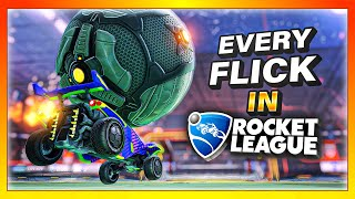 1 hour to score every flick in Rocket League: Is it possible?