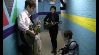 Tegan and Sara - The Cure (Acoustic Performance)