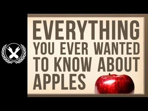 Apples! CGP Grey Style