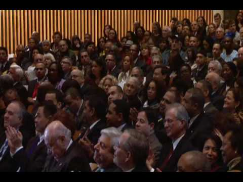 State Of The Borough Address 2012