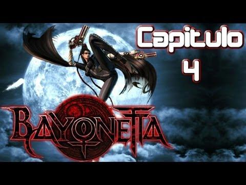 Bayonetta™ Walkthrough Guía    Sub Español   Capitulo 4 [HD 720p]