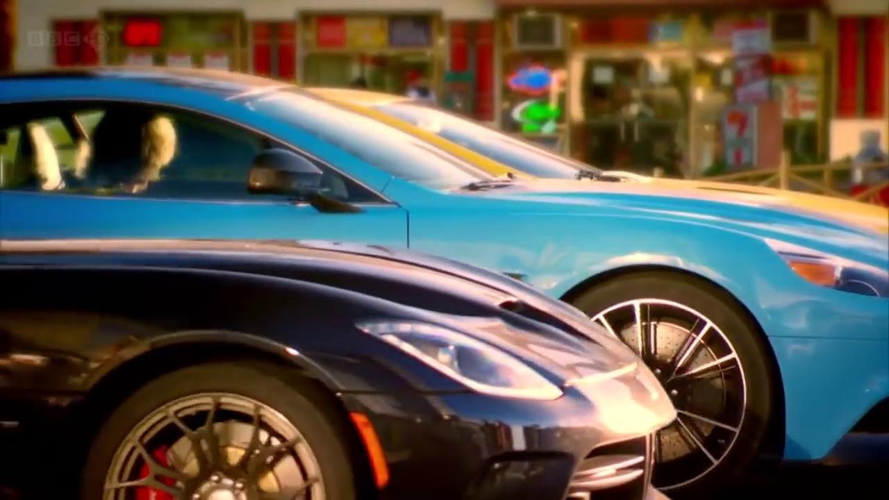 Top Gear Путешествие по долине смерти Часть 3
