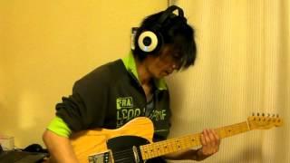 黒い雫 ギターコピー.