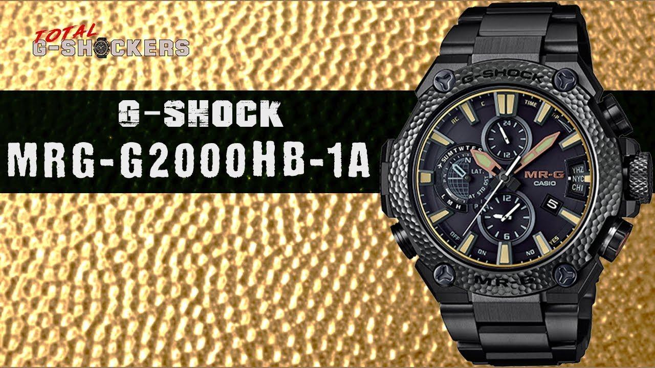 777b21ebc8c6 Casio G-SHOCK MRG-G2000HB-1A