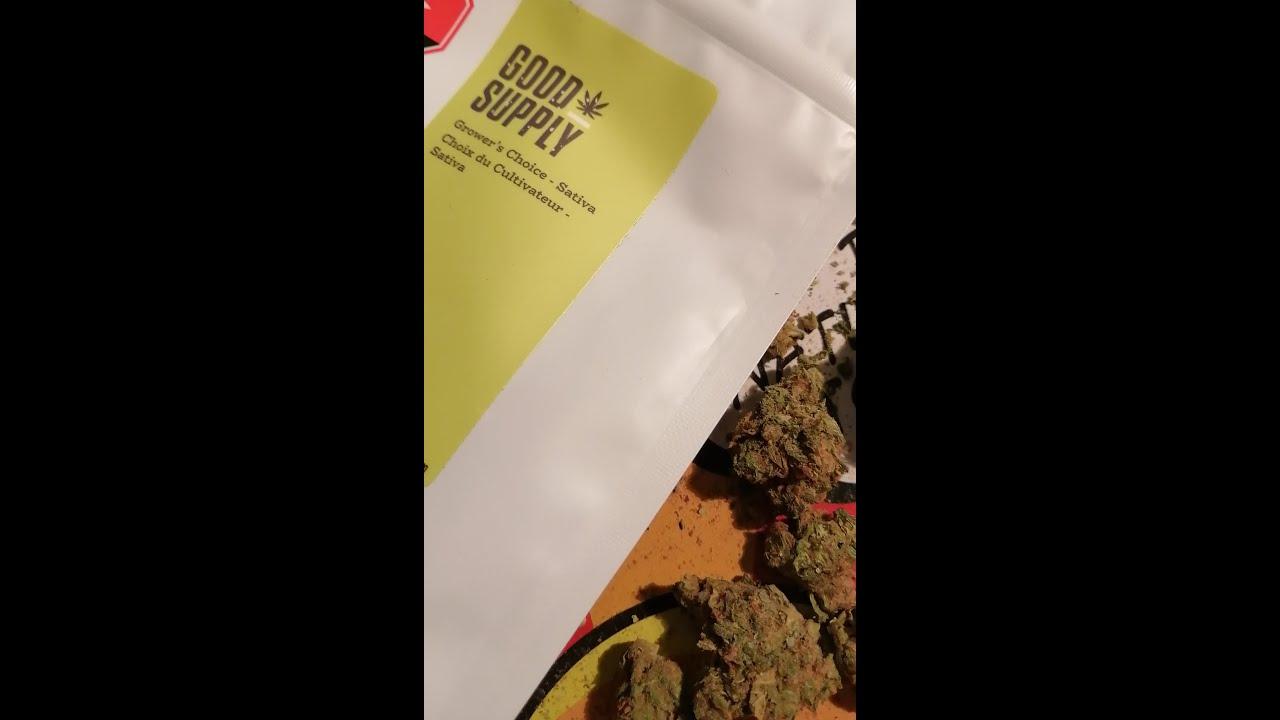 Download SQDC Weed Review #277 Choix du cultivateur Sativa C'est Fini les produits avec la variété: mélangé