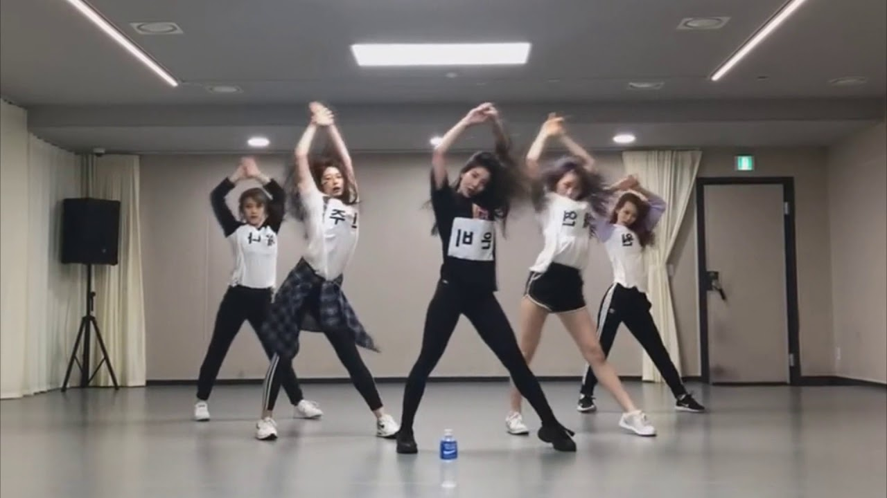 IZ*ONE - Rumor (Dance Mirror)