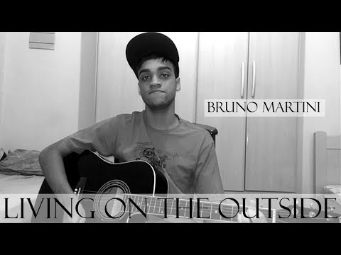Living on the Outside - Bruno Martini (Cover)