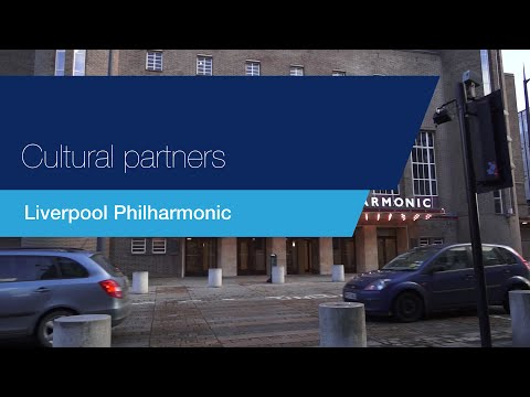Cultural partners: Royal Liverpool Philharmonic Orchestra