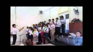 Ca Đoàn Teresa - Hiệp Lễ Chúa Ba Ngôi 31/05/2015 - Vinh Quang Chúa