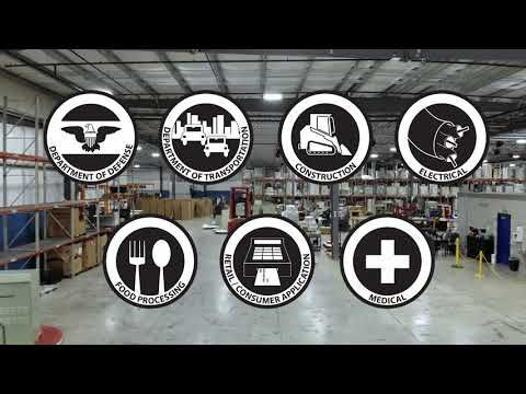Multilink's Made In The USA Series – Sheet Metal Fabrication.