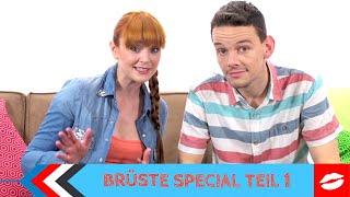 ➜ Alles über den BUSEN! ♀ Brüste - Special - Dr. Sommer TV