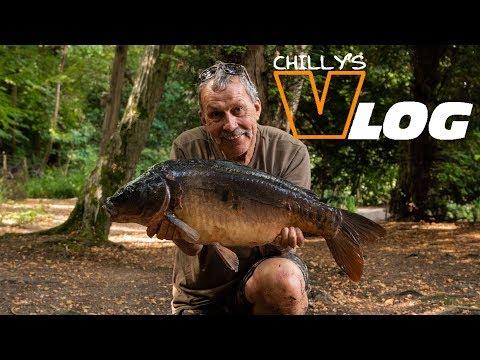 ***CARP FISHING TV*** Chilly's Vlog #7