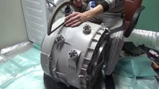 Як замінити підшипники на пральній машині BEKO