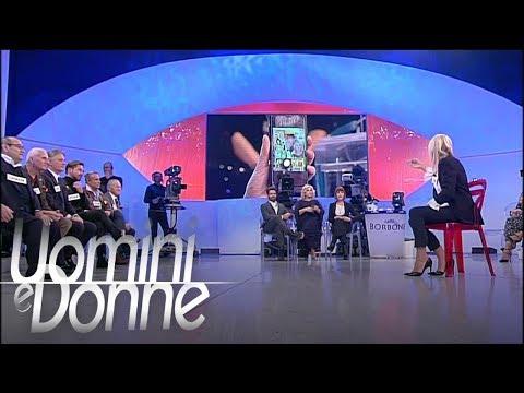 """Uomini e Donne, Trono Over  - Gemma, Giorgio, Tina e la """"tresca"""""""
