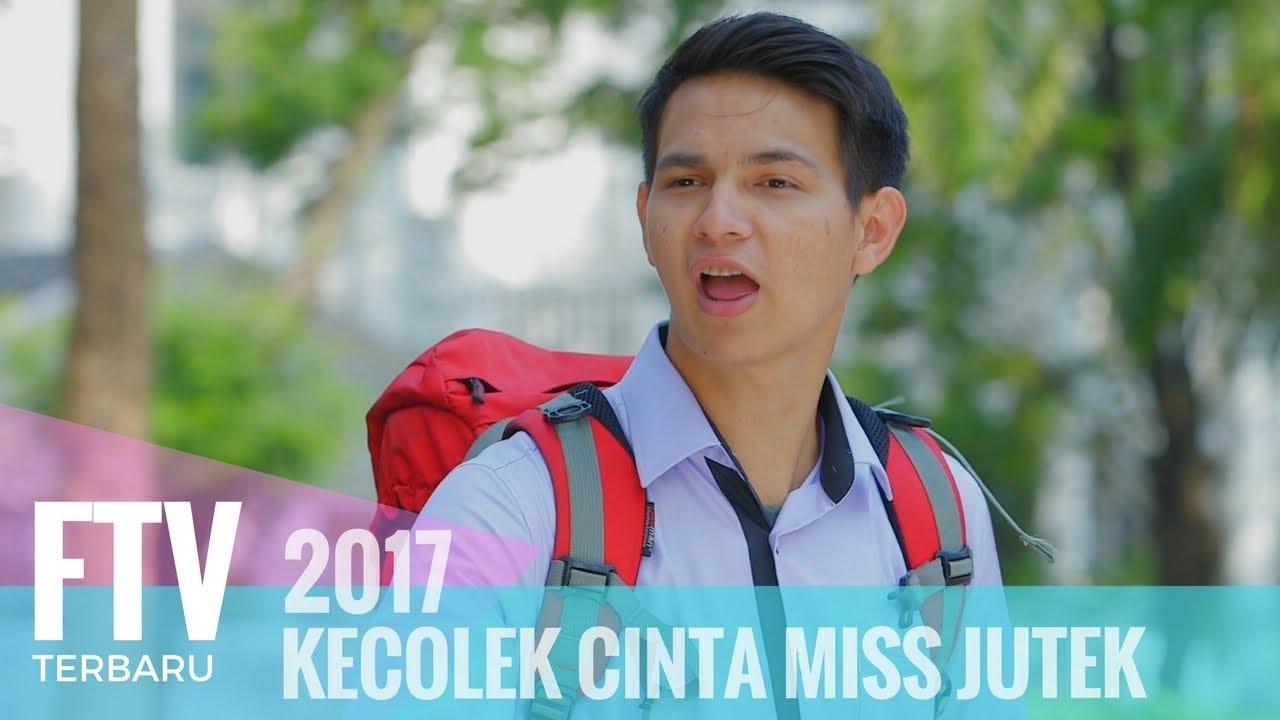 Download FTV Marcell Darwin & Luthya Sury - Kecolek Cinta Miss Jutek
