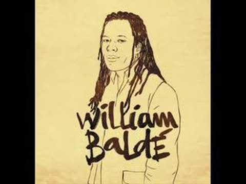William Baldé - Exil