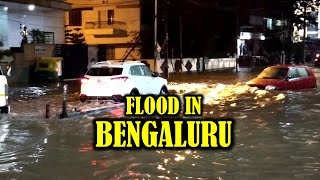 Flood in Bangalore |Bangalore almost sunk in water| Bangalore rain |Bangalore drainage system