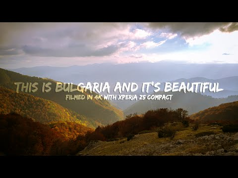 This is Bulgaria and it's beautiful
