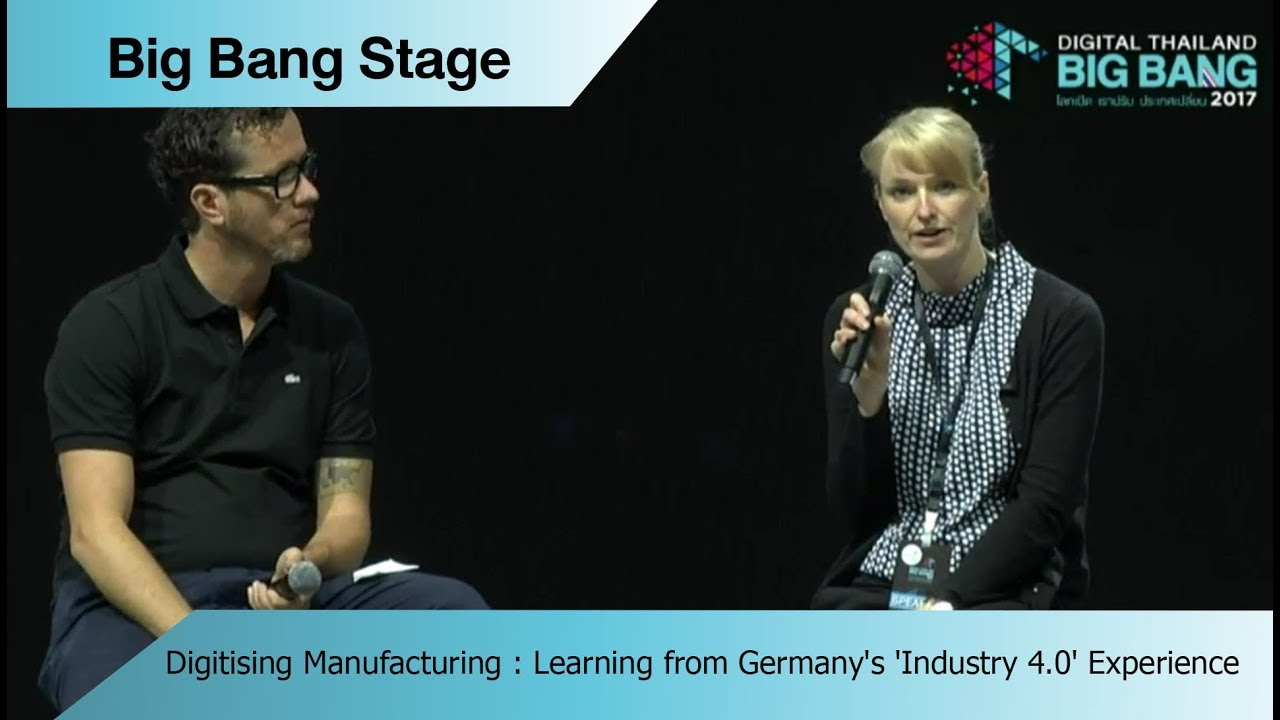 Digitising Manufacturing : Learning from Germany's 'Industry 4.0' Experience
