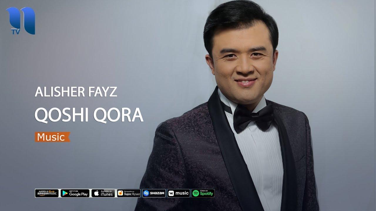 Alisher Fayz - Qoshi qora | Aлишер Файз - Коши кора (music version)