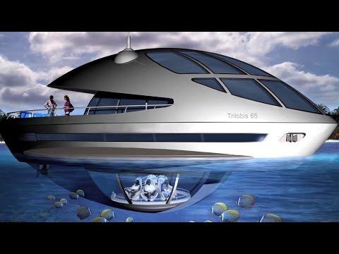 Дома и Яхты из Пластика. Одежда из Мусора и Кофе. Технологии Будущего