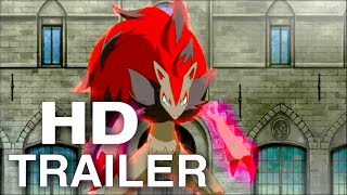 Pokemon Movie 13    Trailer    Zoroark Mayajaal Ka Ustaad    Hindi Dubbed    2020 New