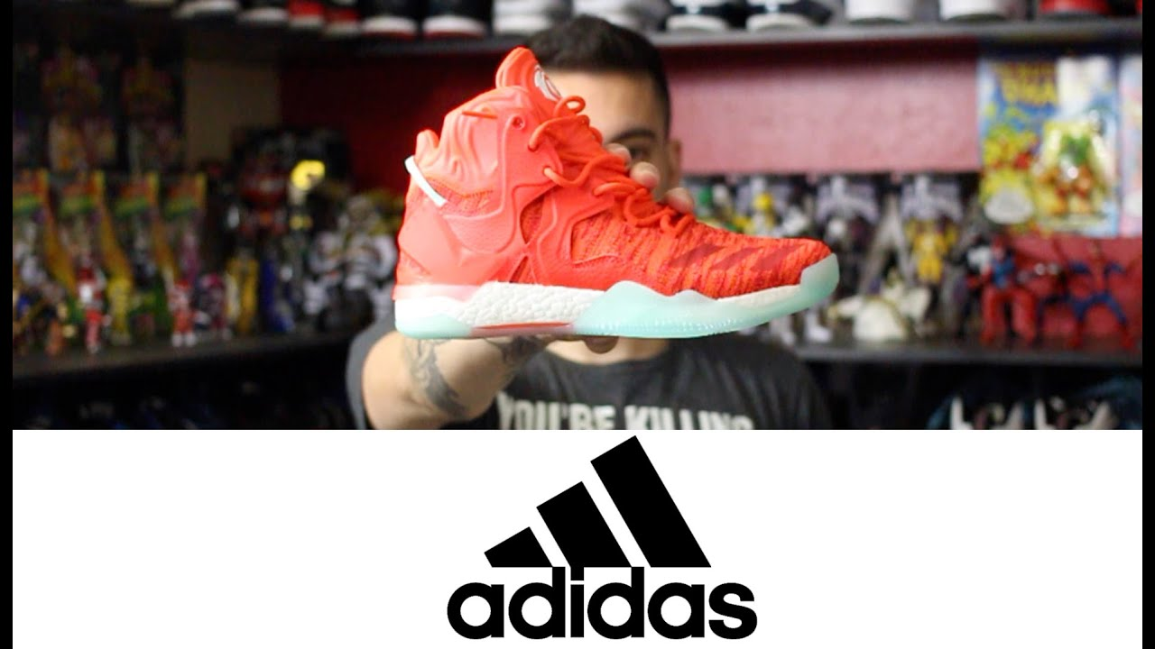 5295075be26 adidas D Rose 7 Primeknit. WearTesters