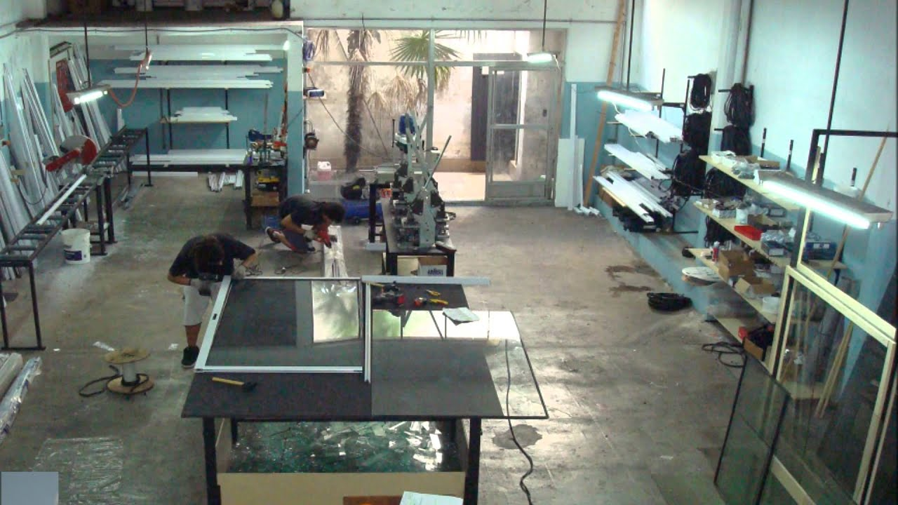 Aberturas de aluminio lanus oeste valent n alsina youtube for Fabrica de aberturas de aluminio
