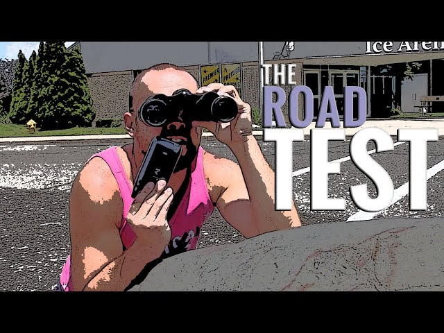 The Following Announcement - The Road Test