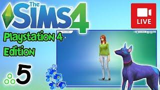 """[Archiwum] Live - The Sims 4 na PS4! (2) - [3/3] - """"Przygoda w dżungli i ciąża?"""""""