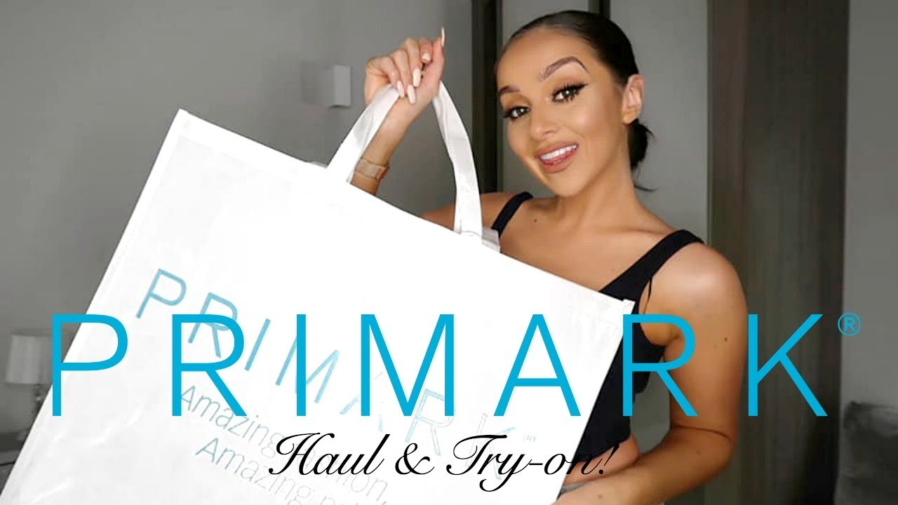6246b7c7ef HUGE SUMMER PRIMARK HAUL + TRY-ON! // MAY 2019 - YouTube