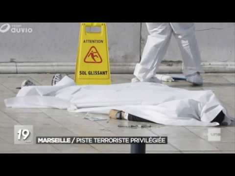 2 young women dead - knife attack - Marseille train station attacker killed 1/10/17