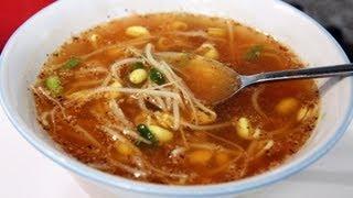 Soybean Sprout Soup (kongnamulguk:콩나물국)