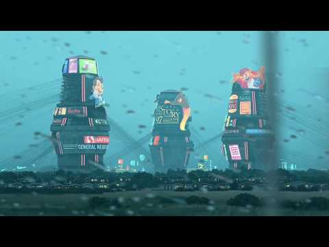L'art de Simon Stålenhag prend vie dans ce film animé par un fan