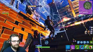 Best Building Clutch in Fortnite (PS4 Pro) Upshall Fortnite Clips