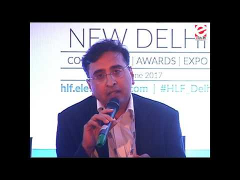 Elets 7th Healthcare Leaders Forum- Emerging Trends in Hospital.. And Diagnostics, Point-of-Care...